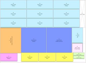 Nářezové plány v DAEX CUT součástí DAEX DESIGN