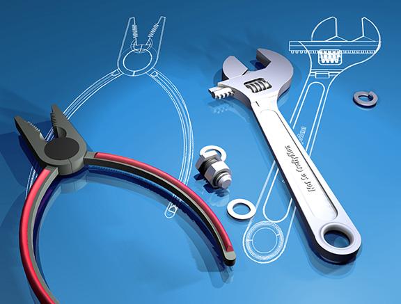 wrench1 1 - TurboCAD MAC12 CZ (česky)
