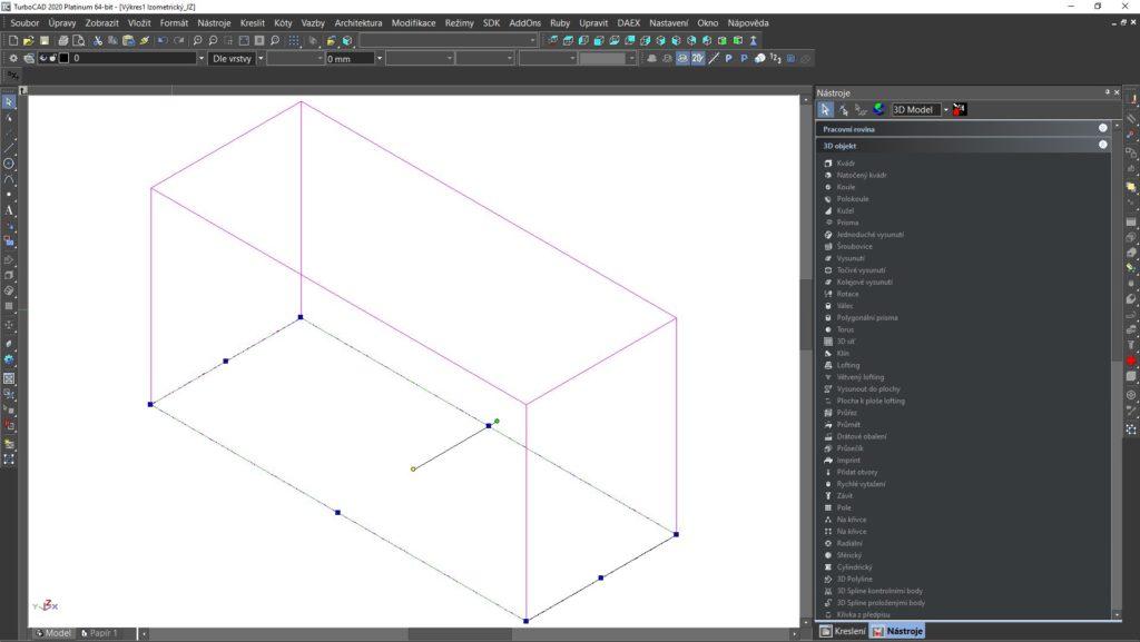 2D REZIM UPRAV 1 1024x577 - TurboCAD Pro 2D/3D 27 CZ