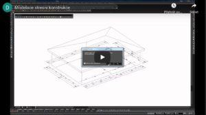 modelace stresni konstrukce 300x168 - Výukové materiály