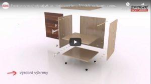 vyroba skrinka 300x168 - Videoprezentace