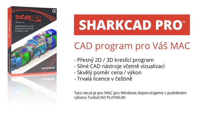 Shark 2 - SharkCAD Pro MAC 12 CZ