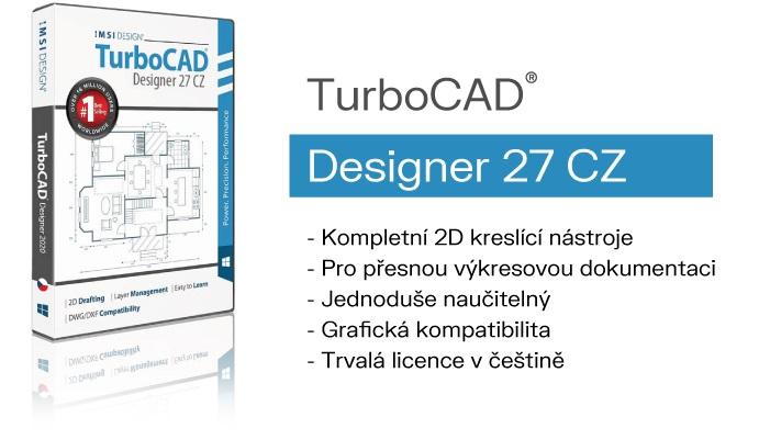 TC27 banner fin 07 - TurboCAD Designer 27 CZ v akční ceně