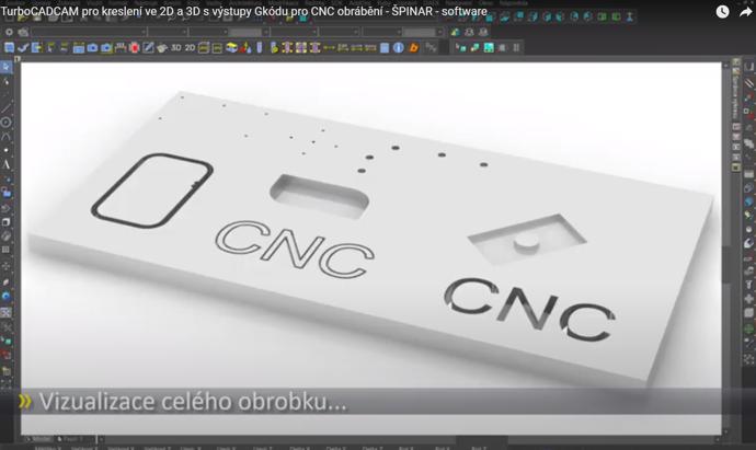 CNC TurboCAD - TurboCADCAM