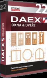 DAEX DESIGN Okna a Dveře 22