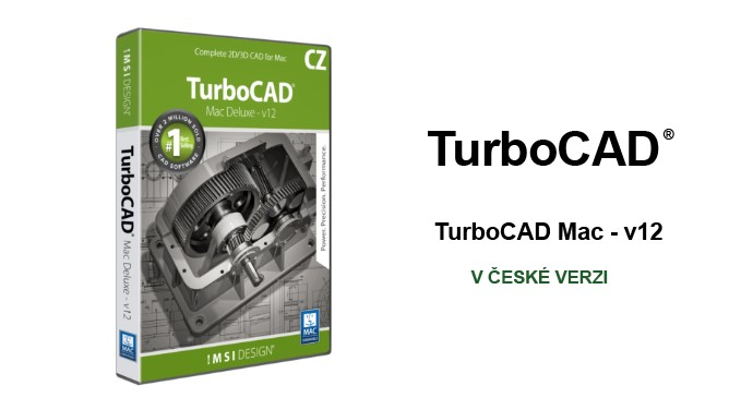5 spinar banner690 bezlinky 2B - TurboCAD MAC Deluxe 12 CZ