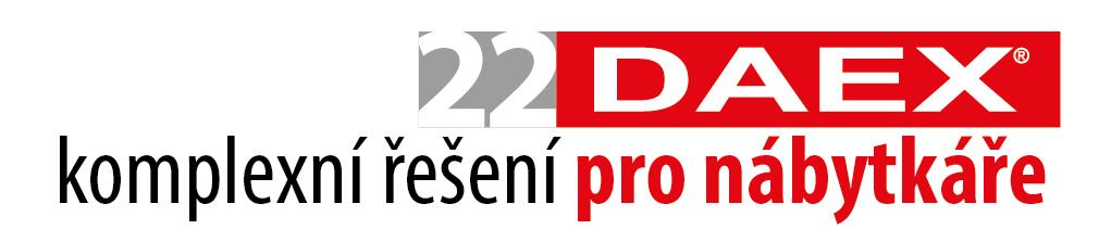logo DAEX 22 spinar software program pro navrhovani nabytku a interieru 2x - DAEX DESIGN  – program pronábytek ainteriéry