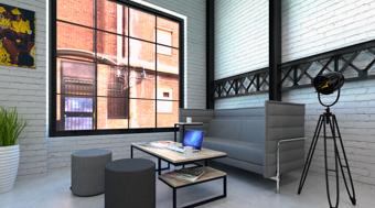 Vizualizace návrhu interiérů od našich uživatelů (autor Sochor)